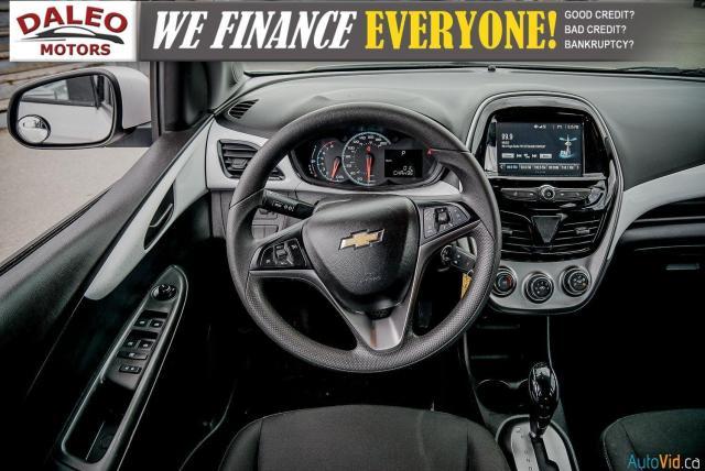 2018 Chevrolet Spark LT / BACK UP CAM / PUSH START / LOW KMS Photo14