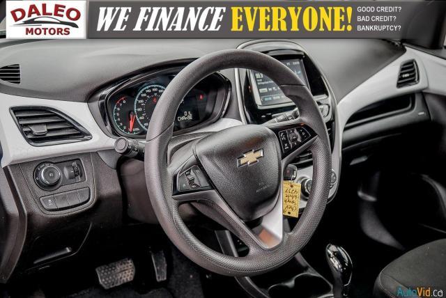 2018 Chevrolet Spark LT / BACK UP CAM / PUSH START / LOW KMS Photo16