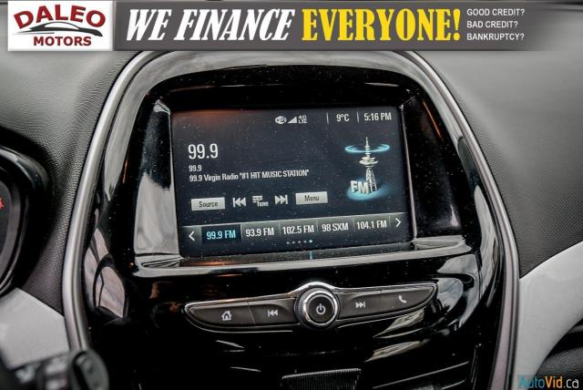 2018 Chevrolet Spark LT / BACK UP CAM / PUSH START / LOW KMS Photo22