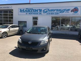 Used 2009 Toyota Corolla LE for sale in St. Jacobs, ON