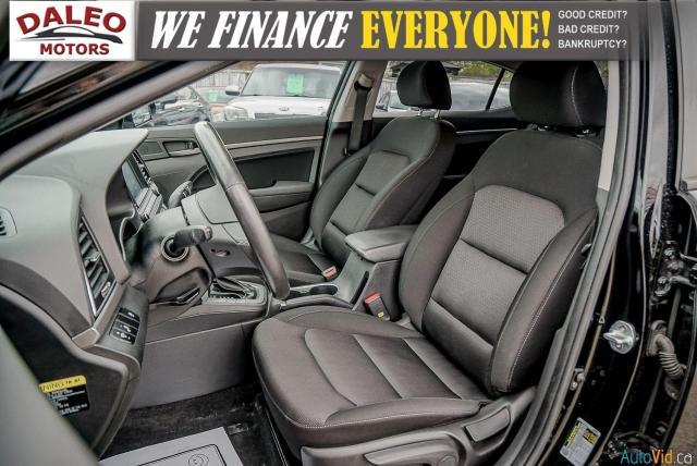 2018 Hyundai Elantra GL / BACKUP CAM / HEATED SEATS / HEATED STEERING / Photo11