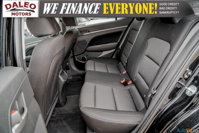 2018 Hyundai Elantra GL / BACKUP CAM / HEATED SEATS / HEATED STEERING / Photo12