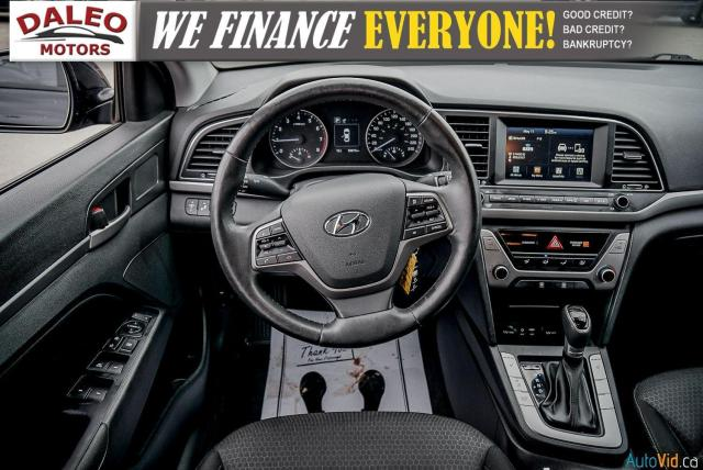 2018 Hyundai Elantra GL / BACKUP CAM / HEATED SEATS / HEATED STEERING / Photo14