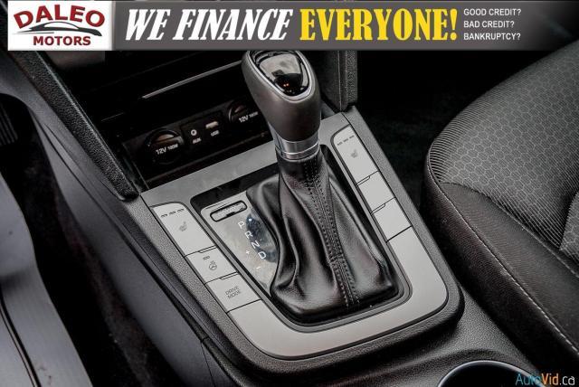 2018 Hyundai Elantra GL / BACKUP CAM / HEATED SEATS / HEATED STEERING / Photo19