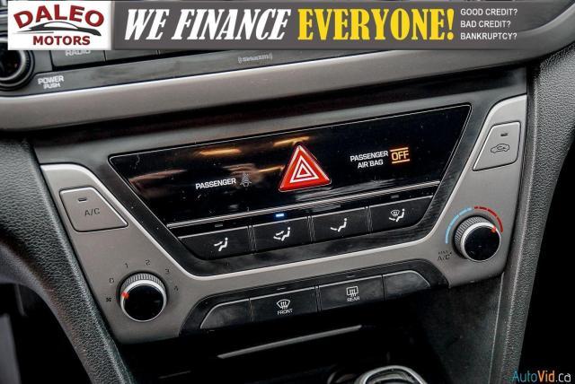 2018 Hyundai Elantra GL / BACKUP CAM / HEATED SEATS / HEATED STEERING / Photo21