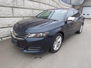 Used 2015 Chevrolet Impala LT $65/wk Taxes Incl. $0 Down for sale in Fredericton, NB
