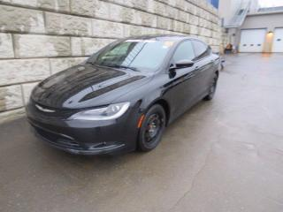 Used 2015 Chrysler 200 S $55/wk Taxes Incl. $0 Down for sale in Fredericton, NB
