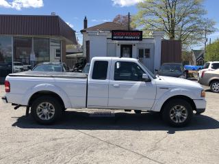 Used 2010 Ford Ranger SPORT for sale in Cambridge, ON