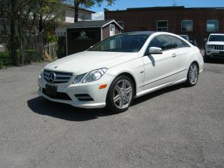 Used 2012 Mercedes-Benz E-Class E 350 for sale in Oshawa, ON