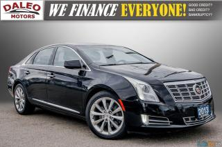 Used 2013 Cadillac XTS LUX / BACK UP CAM / LEATHER / NAVI / REMOTE START for sale in Hamilton, ON
