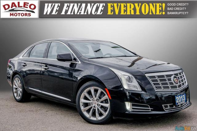 2013 Cadillac XTS LUX / BACK UP CAM / LEATHER / NAVI / REMOTE START