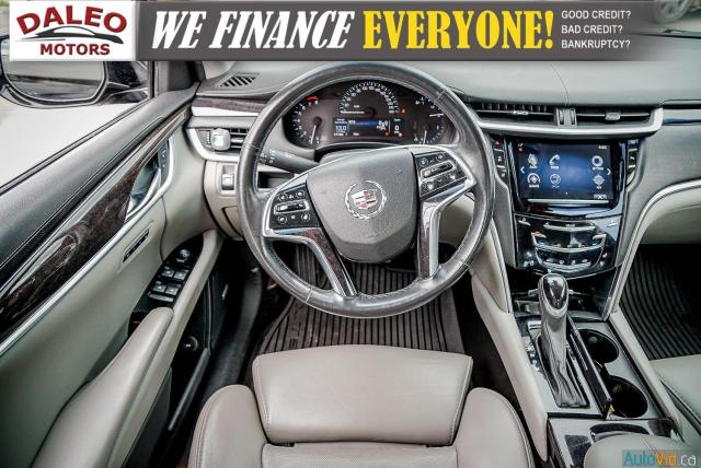 2013 Cadillac XTS LUX / BACK UP CAM / LEATHER / NAVI / REMOTE START Photo14