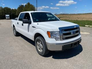 Used 2013 Ford F-150 XLT for sale in Waterloo, ON