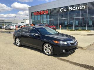 Used 2010 Acura TSX 3.5L V6, TSX - FINANCING AVAILABLE for sale in Edmonton, AB
