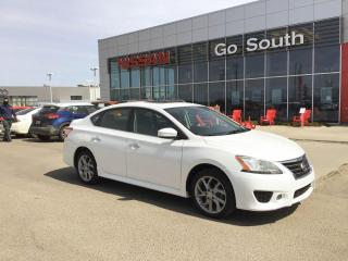 Used 2015 Nissan Sentra SR, AUTO, NAVIGATION, SUNROOF for sale in Edmonton, AB