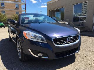 Used 2012 Volvo C70 HARDTOP CONVERTIBLE for sale in Waterloo, ON