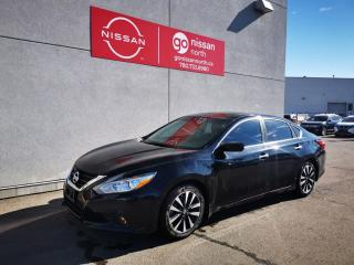 Used 2016 Nissan Altima S/PUSH START/BACK UP CAM/BLUETOOTH for sale in Edmonton, AB