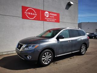 Used 2016 Nissan Pathfinder SV / AWD / Certified Pre-Owned / Touch Screen / Smart Key for sale in Edmonton, AB