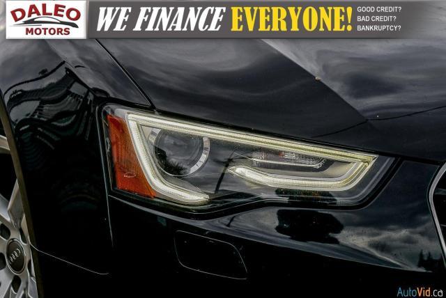 2013 Audi A5 NAV / PWR MOONROOF / HEATED SEATS / LEATHER Photo2