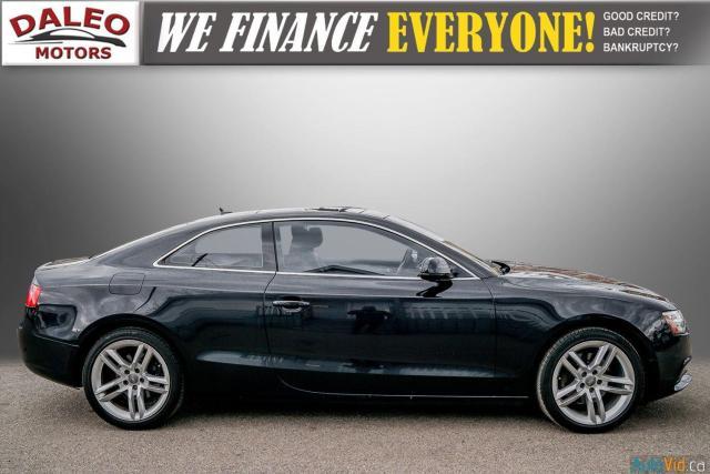 2013 Audi A5 NAV / PWR MOONROOF / HEATED SEATS / LEATHER Photo9