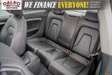 2013 Audi A5 NAV / PWR MOONROOF / HEATED SEATS / LEATHER Photo39
