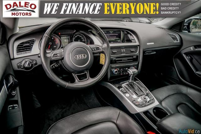 2013 Audi A5 NAV / PWR MOONROOF / HEATED SEATS / LEATHER Photo13