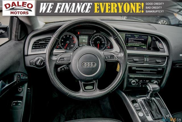 2013 Audi A5 NAV / PWR MOONROOF / HEATED SEATS / LEATHER Photo14