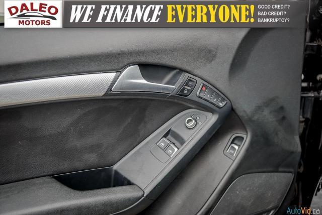 2013 Audi A5 NAV / PWR MOONROOF / HEATED SEATS / LEATHER Photo15