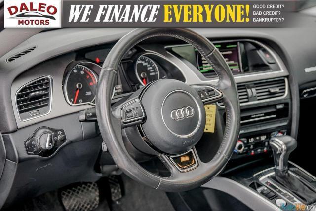 2013 Audi A5 NAV / PWR MOONROOF / HEATED SEATS / LEATHER Photo16