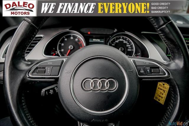 2013 Audi A5 NAV / PWR MOONROOF / HEATED SEATS / LEATHER Photo17