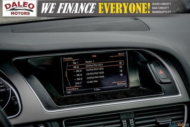 2013 Audi A5 NAV / PWR MOONROOF / HEATED SEATS / LEATHER Photo20
