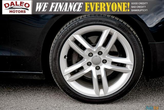 2013 Audi A5 NAV / PWR MOONROOF / HEATED SEATS / LEATHER Photo26
