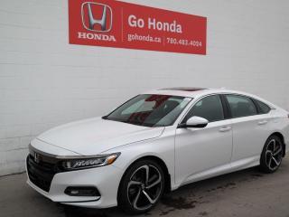 New 2021 Honda Accord Sedan Sport for sale in Edmonton, AB