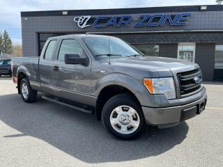 Used 2014 Ford F-150 STX for sale in Calgary, AB