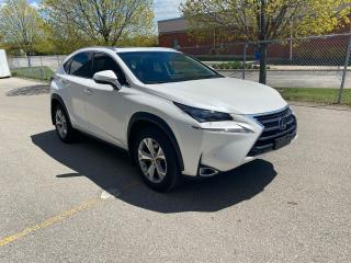 Used 2017 Lexus NX 300H / Executive for sale in North York, ON