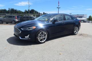 Used 2020 Ford Fusion Titanium for sale in Coquitlam, BC
