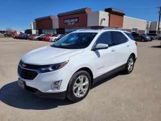 Used 2018 Chevrolet Equinox LT 2.0 Turbo for sale in Steinbach, MB