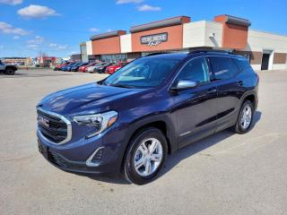 Used 2019 GMC Terrain SLE for sale in Steinbach, MB