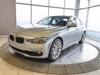 Used 2016 BMW 3 Series 328i xDrive for sale in Edmonton, AB