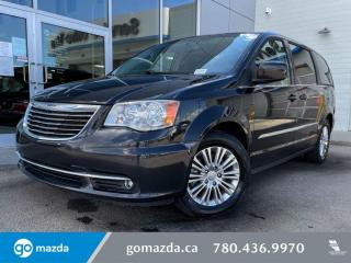 Used 2015 Chrysler Town & Country TOURING - LEATHER, BLUETOOTH, IN GREAT CONDITION! for sale in Edmonton, AB