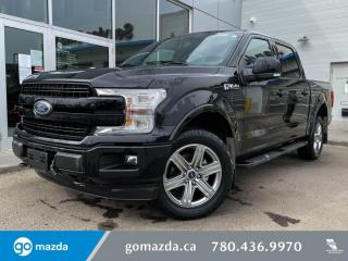 Used 2018 Ford F-150 LIMITED - FULL LOAD, LEATHER, NAV, HEATED AND COOLED SEATS AND MORE! for sale in Edmonton, AB