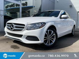 Used 2017 Mercedes-Benz C-Class C 300 for sale in Edmonton, AB
