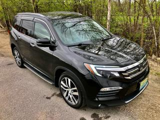 Used 2017 Honda Pilot Touring Only 50000 km for sale in Perth, ON