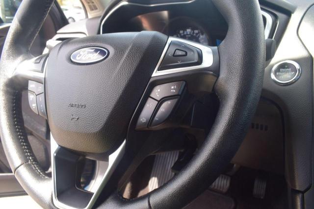 2020 Ford Fusion Titanium