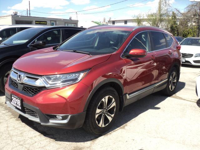 2018 Honda CR-V Touring PANORAMIC SUNROOF,NAVIGATION,LEATHER AWD