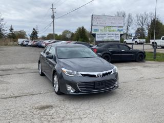 Used 2013 Toyota Avalon XLE for sale in Komoka, ON