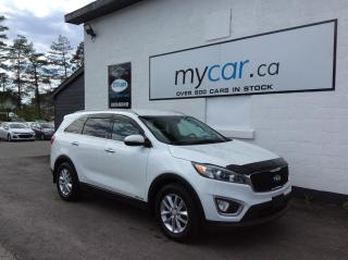 Used 2017 Kia Sorento 3.3L LX V6 7-Seater V6 7 PASS, HEATED SEATS, ALLOYS, BACKUP CAM!! for sale in Richmond, ON