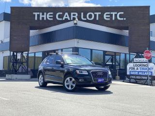 Used 2017 Audi Q5 2.0T KOMFORT AWD for sale in Sudbury, ON