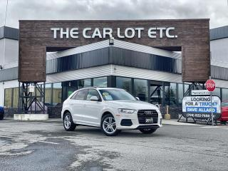 Used 2017 Audi Q3 2.0T Komfort AWD for sale in Sudbury, ON