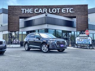 Used 2018 Audi Q7 2.0T Progressiv AWD - PREMIUM PLUSS!!! for sale in Sudbury, ON